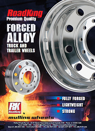 Click to go to Forged Alloy Wheels